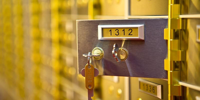 Safety Deposit Boxes Doncaster